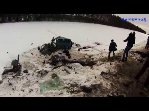 Straszny Wypadek W Rosji Masakra Na Drodze - Śmiertelny