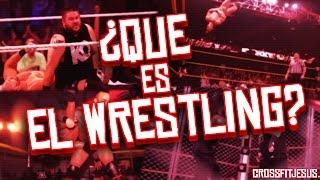 ¿Qué es el Wrestling?    Crossfit Jesus.