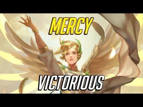 Mercy: Victorious - Overwatch