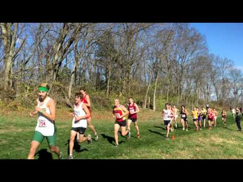 Cross Country Division III NCAA Mideast Regionals 2015