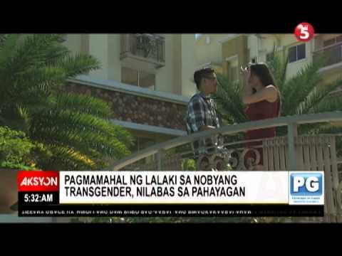 Pinoy transgender love story