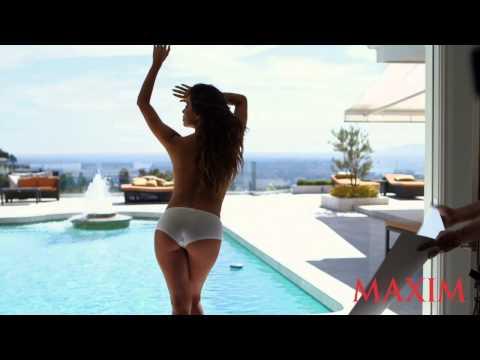 Take A Peek Behind The Scenes Of Eva Longoria's Sexy