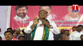 MP Gutta Sukender reddy Speech at MP Badugu Lingaiah yadav Appreciation Meet  Telugu