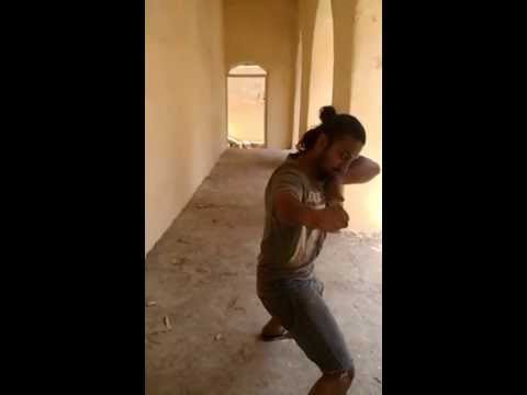 Southern praying mantis kung fu India: Fa Khian (1st section)