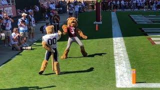 College Mascot Dance Battle!!