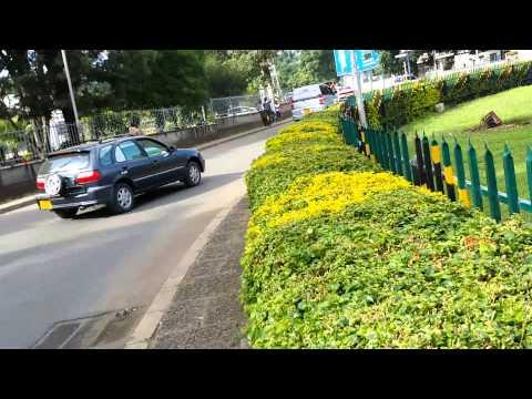 Arusha, Tanzania, downtown, part 1