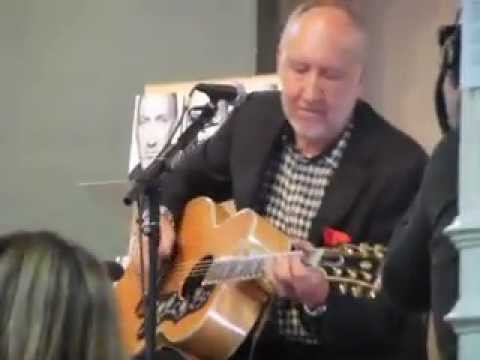 Pete Townshend - A Fool Says