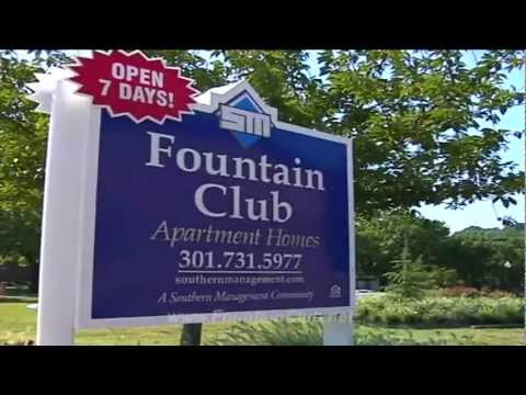 http://www.fountainclub.net New Carrollton Luxury Apartments for Rent | Fountain Club Southern Management Fountain Club 7604 Fontainebleau Drive #220 New Car...