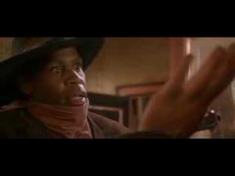 "I wasn't impressed with the aspect ratio of ""Maverick Clip"" or the fact that it cut off Danny Glover's last line, so I thought I'd upload my own version, wit..."