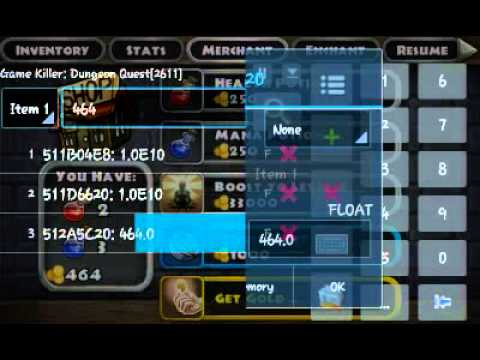 Dungeon Quest Android Hack