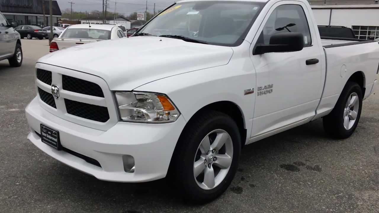 2013 dodge ram 1500 sport hemi white truck youtube. Black Bedroom Furniture Sets. Home Design Ideas