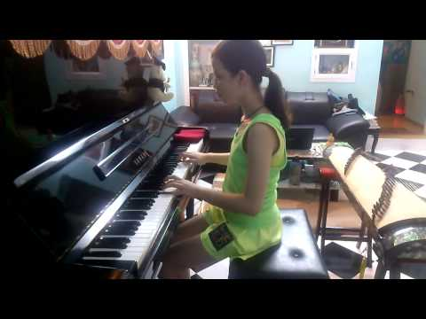 Kachiusa- Piano- Nhạc Nga (by An Nhu) video