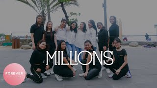 KPOP IN PUBLIC WINNER MILLIONS DANCE COVER in PUBLIC INDONESIA