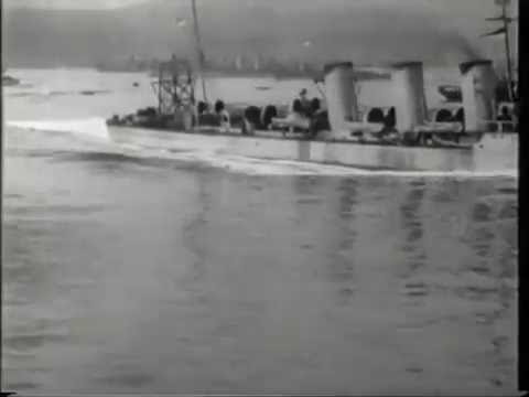 History of the Royal Navy 1914 to 1970