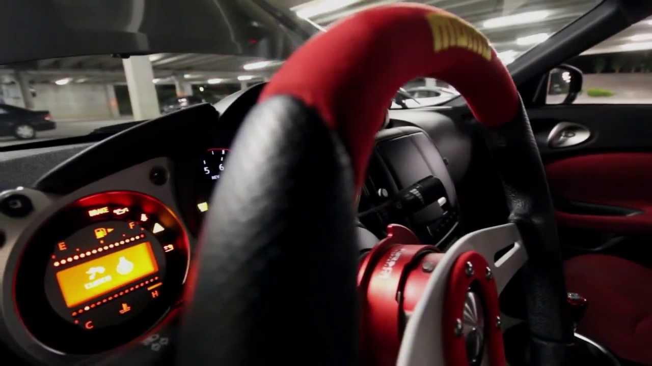 Nissan 370z Amuse Body Kit Youtube