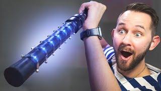 One Million Volt STUN CANE! | 10 Ridiculous Tech Gadgets