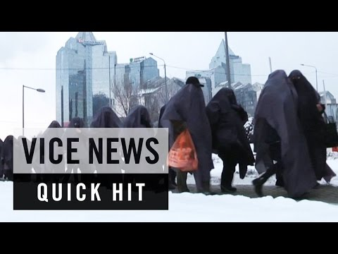 Protest in Kazakhstan as Economy Crashes: VICE News Quick Hit