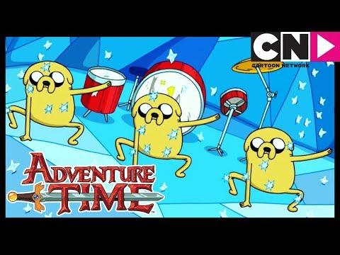 Время приключений | Комната ледяных клинков ❄️ | Cartoon Network