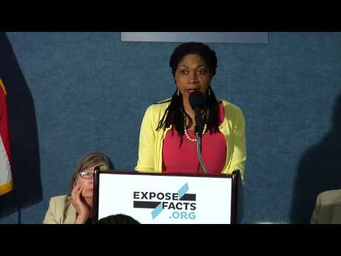 Marsha Coleman-Adebayo, EPA whistleblower •ExposeFacts.org•News Conference•Washington•June 4th 2014