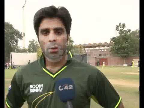 Pak Cricketers Practice Start Against Sri Lanka Test Series Pkg By Ijaz Wasim City42