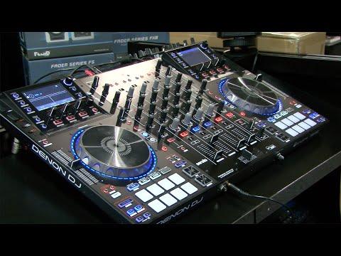 Denon MCX8000 Overview - Store DJ