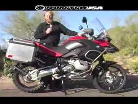 Motorcycle R1200gs on 2008 Bmw R1200gs And Adventure Motorcycle Review   Vxv  Videos X Vos