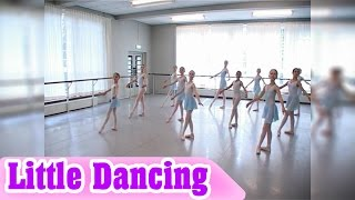 Training Young Ballerinas