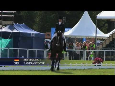 Blenheim Palace International Horse Trials – The Dressage Phase