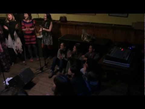 Sean Agus Nua - Sonke! - Saminamina Ee Ee Waka Waka Eh Eh - Áras Na Ngael, Galway - 07 June 2012 video