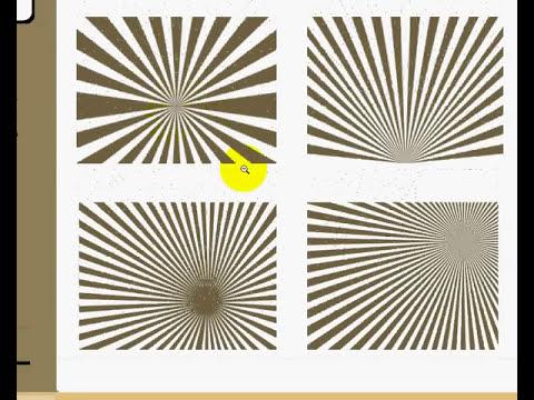 CorelDraw: Tutorial Rayos de Luz (5 minutos)