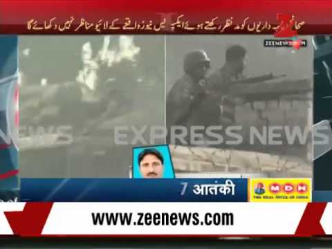 Pakistan: Students killed as Taliban take hundreds hostage at Army school