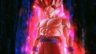 #6 The Legendary Super Saiyan God Reborn (Dragon Ball Z: The Fallen God Of Destruction) -DBXV2