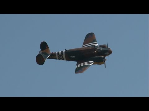 2015 World War II Weekend - Bomber & Transport Flight