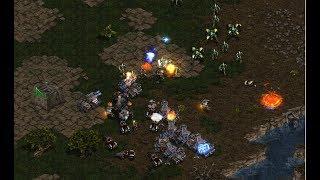Best (P) v Light (T) on Fighting Spirit - StarCraft  - Brood War REMASTERED