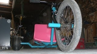 Construction Drift Trike