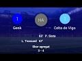 Hasil liga europa tadi malam(ueropa league results)