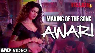 Making of Awari Video Song | Ek Villain | Sidharth Malhotra | Shraddha Kapoor