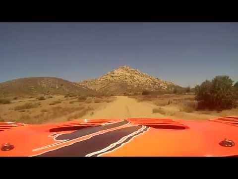 2014 Robby Gordon Baja 500 Qualifying In-Car