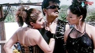 Police Karthavyam songs - Kathakali - Arjun,Gayathri Raghuram, Kiran Rathod - AR Rehman