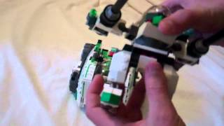 "Lego 70704 Galaxy Squad ""Vermin Vaporizer"" review!"