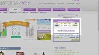 doTERRA Virtual Office Training: Redeeming LRP Points