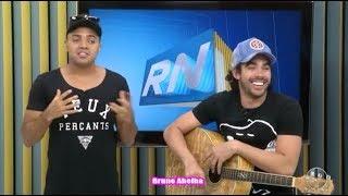 Tirullipa e Gabriel Diniz agitam com humor e música o RN TV