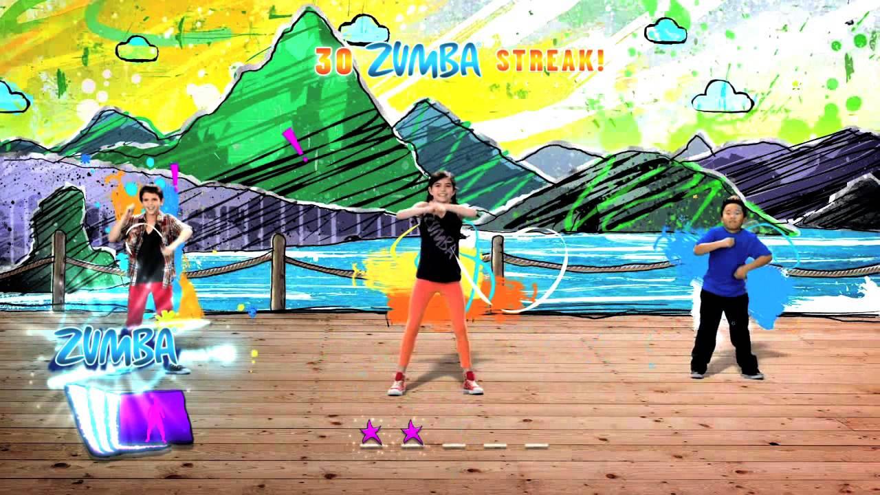 Zumba Kid Youtube