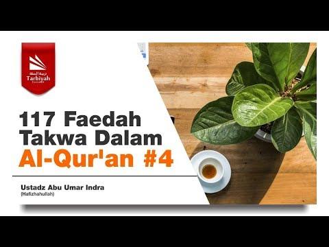 Taqwa Dalam Surat Al-A'raf & Al-Anfal (117 Faedah Taqwa) #4