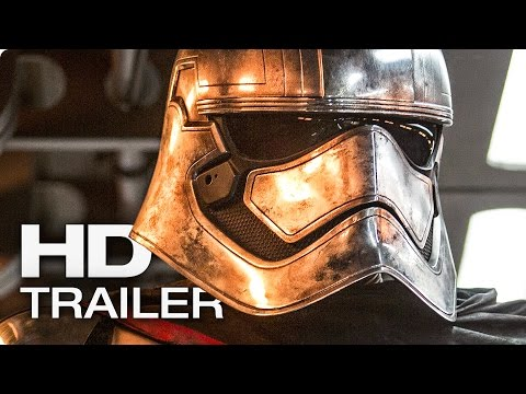 STAR WARS: Episode VII - The Force Awakens Supercut Trailer (2015)