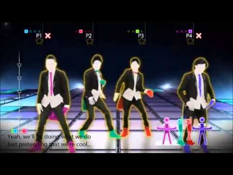 Just Dance 4 - Live While We're Young By One Direction (fanmade) (fake) video