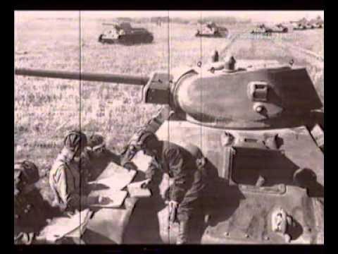 Легендарный танк Т-34 2-часть
