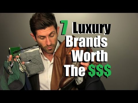 7 Luxury Brands That Are Worth The Money *IMO   7 Expensive Brands I Love