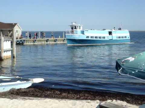Ferry To Ocean Bay Park Fire Island