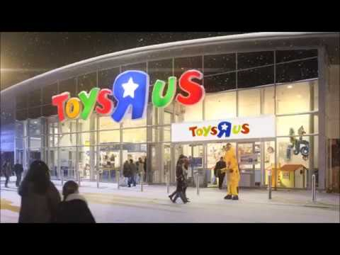 Toys R Us Cristmas Advert 2016 With 90's 'Magical Place' Music